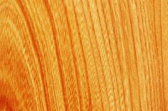 Close-up of wooden texture Stock Images