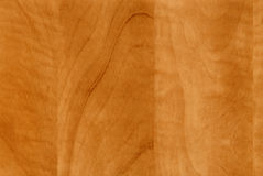 Close-up wooden Wild Pear texture Stock Image