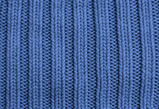 Close-up of a woolen pattern Royalty Free Stock Image