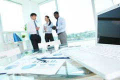 Office life Royalty Free Stock Photography
