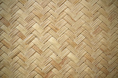 Close up woven bamboo pattern background texture. Close up woven bamboo pattern background texture royalty free stock photos