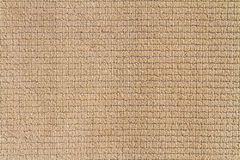 Close up woven rope texture, sacks doormat use for background Stock Photo