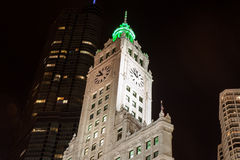 Wrigley Building Stock Photos