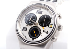 Close-up wrist-watch Stock Images