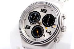 Close-up wrist-watch Royalty Free Stock Images
