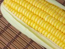 Close-up yellow corn Royalty Free Stock Photography