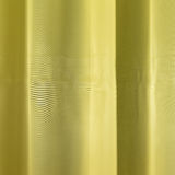 Close up Yellow curtain Royalty Free Stock Photography