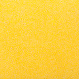 Close up yellow maize meal food background texture. Diet nutrition. Stock Photography