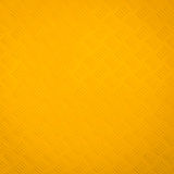 Close up yellow metal background and texture Stock Image