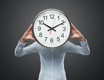Time pressure Stock Image