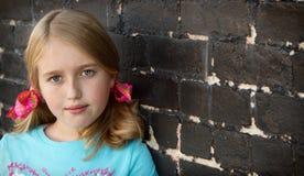 Close up of young teen Royalty Free Stock Photos