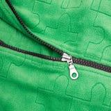 Close up zipper Stock Images