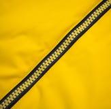 Close up zipper Stock Photography