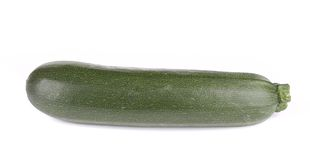 Close up of zucchini. Royalty Free Stock Photography