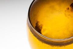 Close-upbel van bier Royalty-vrije Stock Fotografie