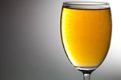 Close-upglas bier Royalty-vrije Stock Foto