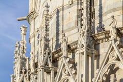 Close-upmening van de Doopkapel van St John van de Kathedraal in P Stock Afbeelding