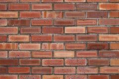 Close-upmeningen van Bakstenen muur Royalty-vrije Stock Foto