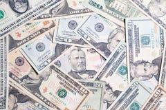 Close-uppartij van de Amerikaanse voorzitter van dollarbankbiljetten Conceptensprong, daling, tarief, muntuitwisseling, schuld, w royalty-vrije stock afbeelding