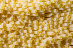Close-upspaghetti Royalty-vrije Stock Afbeeldingen