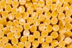 Close-upspaghetti Royalty-vrije Stock Foto's