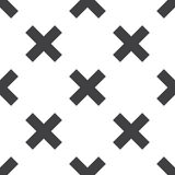 Close, vector seamless pattern Royalty Free Stock Image