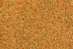 Close view of chipotle pepper marinade mixture Royalty Free Stock Photo