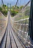 The close view of a drawbridge Royalty Free Stock Photo
