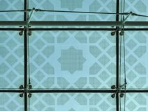 Glass ceiling Stock Photos