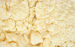 Close view of imitation butter seasoning Royalty Free Stock Image