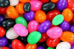 Close View Jelly Beans Stock Image