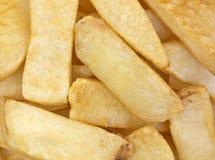 Close view potato steak fries Stock Photography