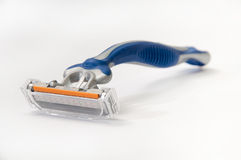 Close view of razor for shaving Stock Photo