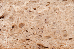 Close view of rye bread Royalty Free Stock Photos