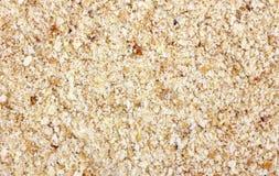 Close view of seasoned bread crumbs Stock Photos