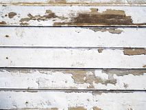 White painted wooden texture royalty free stock images