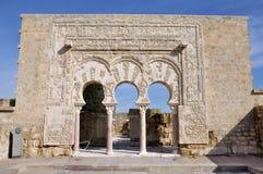 Medina Azahara. Cordoba, Spain Royalty Free Stock Image