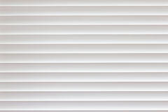 Closed venetian blind closeup Royalty Free Stock Photos