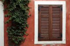 Close window Stock Photos