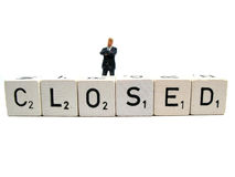 Closed Stock Images