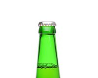 A closed bottleneck on white background. Royalty Free Stock Photo