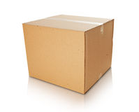 Closed box Stock Images
