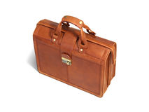Closed Briefcase Royalty Free Stock Photos