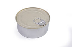 Closed canned bank Stock Image