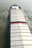 Closed Cargo Ship Stock Image