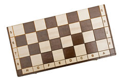 Closed chess box Stock Photos