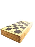Closed chessboard Stock Images