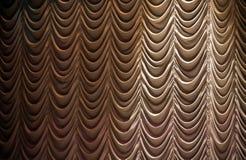 Closed curtain Royalty Free Stock Photos