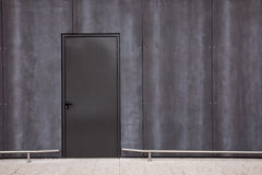 Closed door Stock Photos