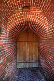 Closed Door Royalty Free Stock Images